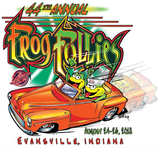 45th Annual Frog Follies
