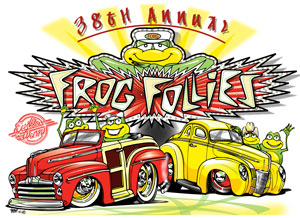 38th Frog Follies